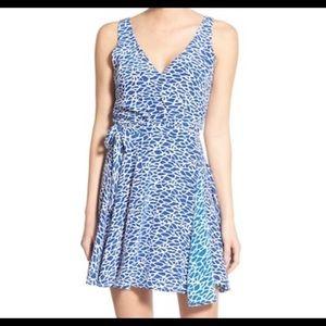 Amour Vert Brandy Wrap Dress - NWT